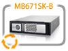 SATA介面/無抽取盤/二段式電源鎖
